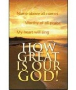 Bulletin-How Great Is Our God!