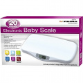 20KG ELECTRONIC BABY WEIGHING SCALE INFANT PET BATHROOM TODDLER DIGITAL HOME NEW