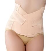 Nsstar Breathable Elastic Abdominal Binder Waist Slimming Shaper Wrapper Belt