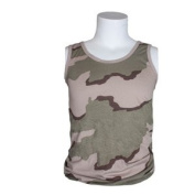 Tank Top 3-Colour Desert Camo S