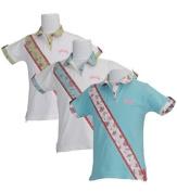 Equine Couture Girl's Bindia Polo Shirt