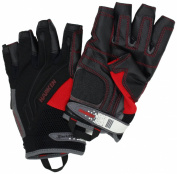 Harken Sport Men's 3/4 Finger Reflex Gloves