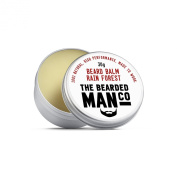 Beard Balm Rain Forest 30g New all Natural Leave in Conditioner For Men