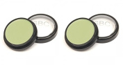 SBC Green Concealer Duo 2 x 3g Compacts