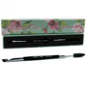 "Eyebrow Brush By Bella & Bear. Sale Price Only £9 Limited Time New Product Release The ""Iberian Lynx"" Spoolie And Brow Brush Is The Perfect 2 In 1 Brow Brush Duo For Your Eyebrows And Lashes. Great gift idea for women"