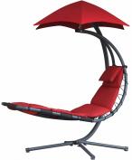 Vivere Original Dream Chair, Cherry Red