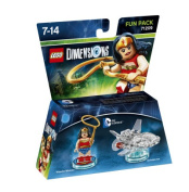 LEGO  Dimensions Fun Pack - DC Wonder Woman