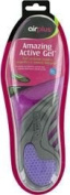 Airplus Amazing Active Gel Insole - Womens - Pack of 2