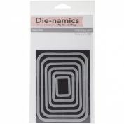 My Favourite Things Die-Namics Stax Dies, Stitched Rounded Rectangle