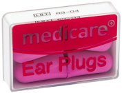 Medicare Earplugs PU Foam - Pack of 2