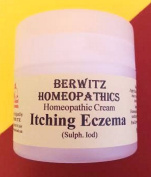 BERWITZ homoeopathy ITCHING ECZEMA CREAM 50g to Soothe Dry Itching and Inflamed Skin Conditions