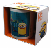 "Minions ""Kevin"" Ceramic Mug, Multi-Colour"