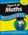 Years 9 - 10 Maths For Students