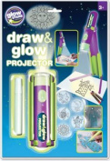 The Original Glow Star Kids Educational Toy Creative Art Draw-glowing Projector