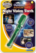 Brainstorm Juniors Recreational Toy Outdoor Adventure Hiking Night Vision Torch