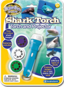 Brainstorm Kids Science Educational Learning Toy Sea Shark Torch & Projector