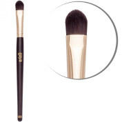 Best Concealer Brush Professional Makeup Application - B3 VEGAN High Quality Durable Synthetic Fibre Brush - Perfect to Easily Apply Mineral Foundation or Make up Base Like a PRO