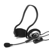 Creative HS-390 Headset with Flexible Noise-cancelling Microphone