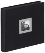 Walther Black & White FA-209-B Linen Album 26 x 25 Black