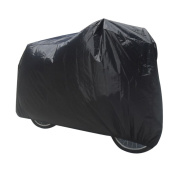 EF® Bike Bicycle Dust Protector Cover Cycling Rain Dust Waterproof Protector Cover Black