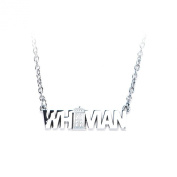 Doctor Who Whovians Logo Necklace