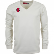 Grey Nicolls Velocity Mens Sports Wear Cricket Players Light Weight Sweater