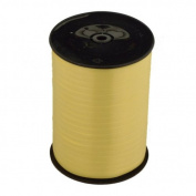 Yellow Party Balloon Ribbon 100 yards length - Party Supplies