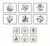 Pimpernel Botanic Garden, 6 Placemats + 6 Coasters