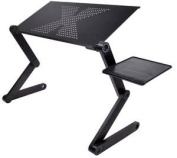 Ardisle Portable Folding Laptop Computer Notebook Table Laptop Stand Desk Bed Sofa Tray