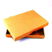 A6/C6 Kraft Greeting Card Boxes X 5 Per Pack, Gift Boxes