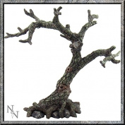 THE SACRED OAK TREE DISPLAY STAND 25CM TREE SPIRITS - NEMESIS NOW
