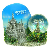 Souvenirs of France - Paris Pencil Holder with Snow Globe