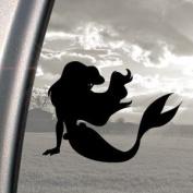 Disney Black Decal Little Mermaid Ariel Window Sticker