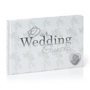 Me to You 1-Piece Me Teddy You Tatty Teddy Luxury Wedding Day Guest Book