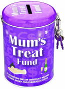 Novelty Joke Gifts Metal Money Saving Tins Mums Treat Fund