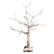 The Benross Christmas Workshop 60 cm LED Sakura Tree with Snow White