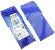 Hard Plastic Lazy Clothes Shirts Pants Fast Folding Board Clothes Folder, Small Size