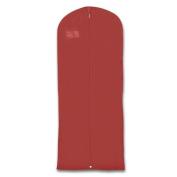 """Hangerworld Single Burgundy Showerproof Dress Garment Clothes Suit Cover Bag with Deluxe Zip 60"""""""