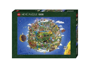 Heye The Earth Puzzles