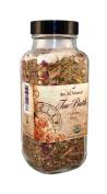 Bee All Natural Organic Tea Bath, Victorian Rose, 30ml Jar