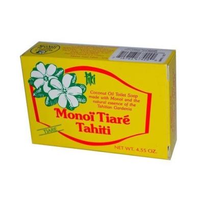 MONOI TIARE Soap Bar Gardenia (Tiare) 140ml by MONOI TIARE