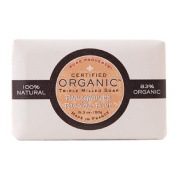 Pure Provence Certified Organic Triple Milled Bar Soap - Pomegranate Passion 160ml by PURE PROVENCE