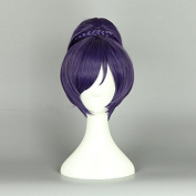 Xcoser Love Live Cosplay Nozomi Tojo Wig For Anime Cosplay Costume Accessories