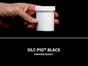 Smooth-On Silc Pig BLACK 120ml Jar Silicone Pigment Paint Tint