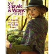 Soho Publishing-Easy Shawls & Wraps To Knit