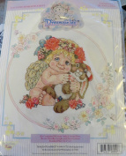 "Just CrossStitch Kits ~ Dreamsicles ""Bunny Love"" ~ Counted Cross Stitch Kit"