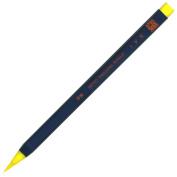 "Akashiya brush pen watercolour brush ""Aya"" yellow 5 pieces CA200-03-5P"