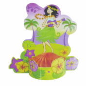 Luau Hula Honeycomb Dancer 29cm Centrepiece