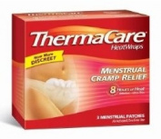 Patch Thermacare 8Hr 3Ea/Bx