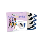 GoCommandos Ev'ylope of 10 assorted cotton panty free patches